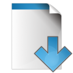 document-arrow-down-icon