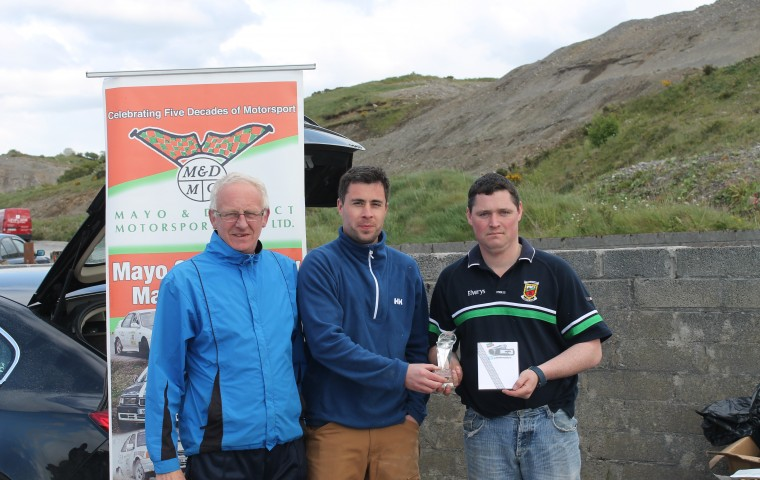 "<span class=""light"">Victor</span> Tennor (Manager Harringtons Quarry) Ian Barrett    (Winner) Strephen McGing (Event COC)"