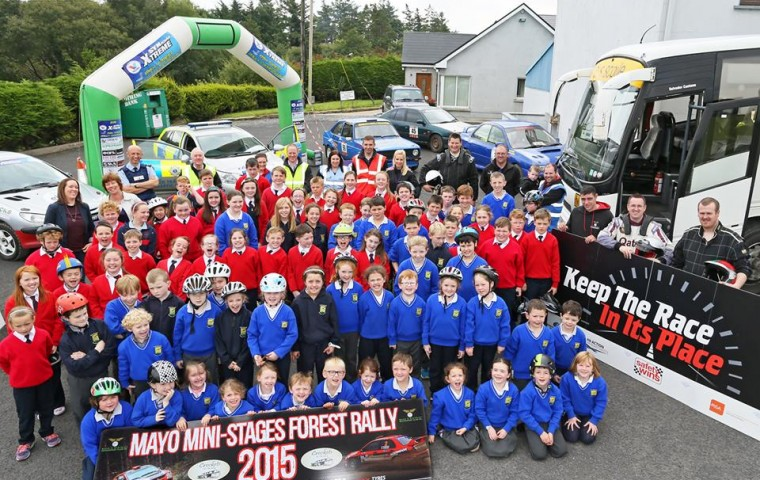 """<span class=""""light"""">Road</span> Safery day with National Schools"""