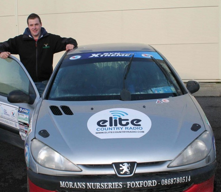 "<span class=""light"">Alan</span> Moran Irish Forestry Championship Junior Runner-up and 2015 Mayo Young Driver Champion"