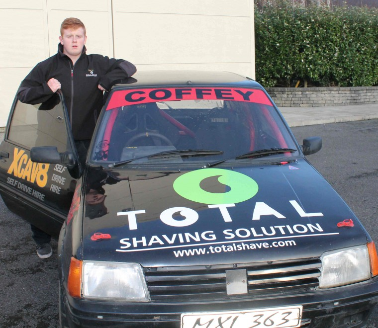 "<span class=""light"">Oisin</span> Coffey National Autocross Loose Surface Junior    Champion"
