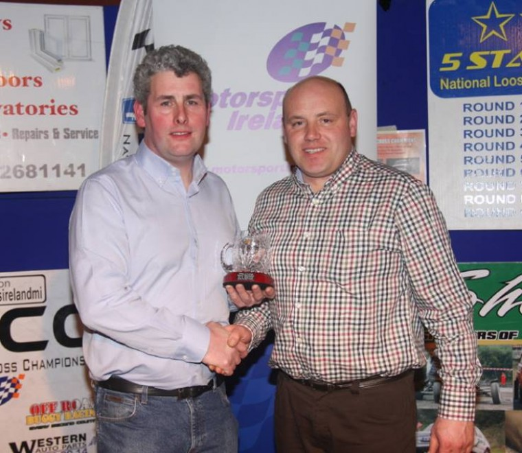"""<span class=""""light"""">Ronan</span> Murphy collects 4th Overall in Class 1 in the   National Autograss"""