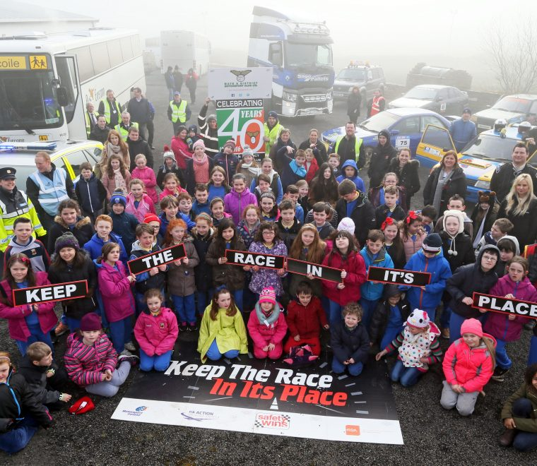 "<span class=""light"">Lacken</span> Cross  Road safety Day"