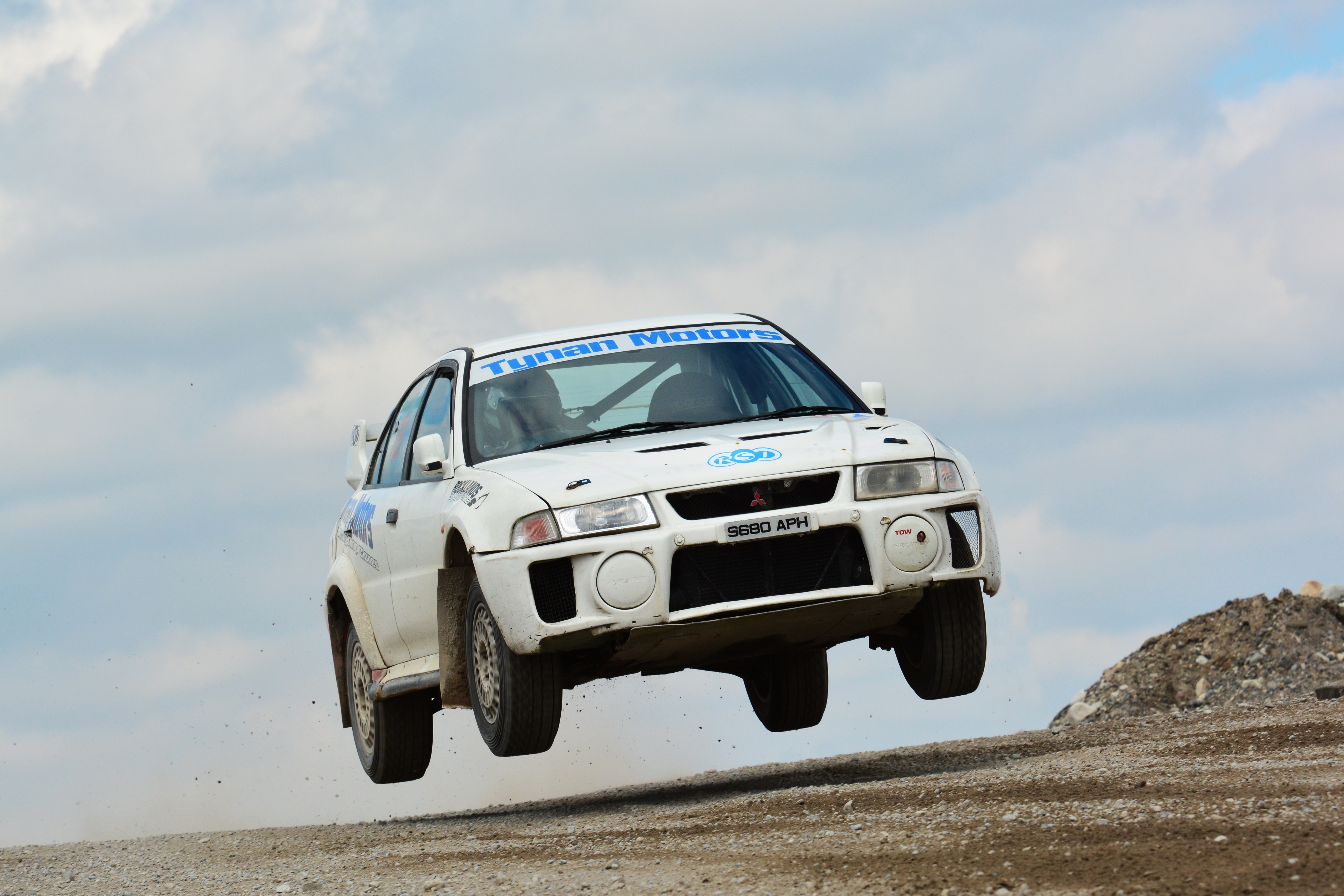 Winner Tynan Flying high at Mayo Autocross (1)