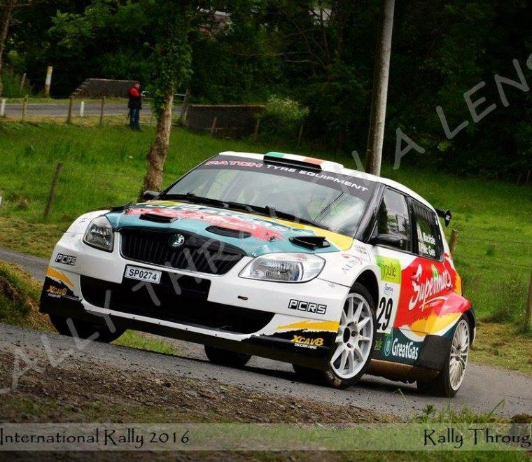 "<span class=""light"">Aaron</span> & Paul – Pic Rally Through A Lens"