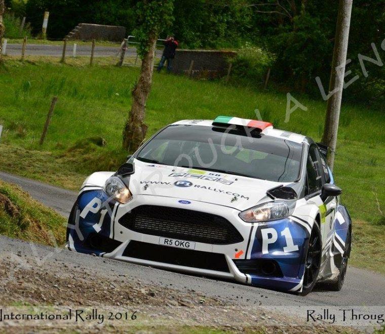 "<span class=""light"">Pauric</span> & Kevin Pic Rally Through A Lens"