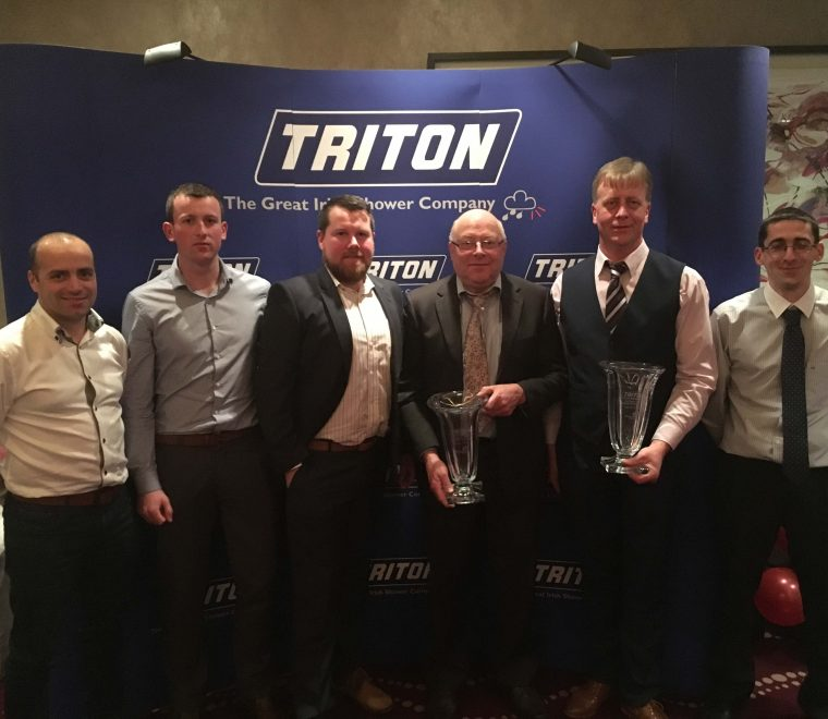 "<span class=""light"">Matthew</span> Murphy Chairman Mayo Motorclub, Brian Lavelle,   Dave Breen COC Mayo Stages, James McGreal, Chris Mitchell,   Jared Gill celebrating sucess at Triton National Rally   Awards"